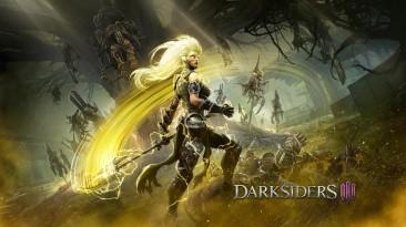 Хвалебный трейлер Darksiders 3