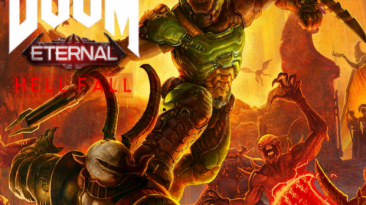 "Doom 2 ""Doom Eternal Hellfall"""
