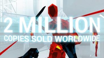 Superhot VR разошлась тиражом более 2 млн. копий