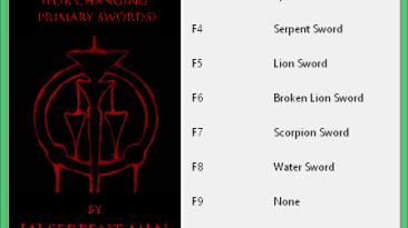 Prince of Persia: Warrior Within: Трейнер/Trainer sWWort (+1: Мечи) [Лицензия на 3 дисках, пиратки] {[4] Serpent MLN}