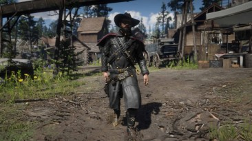 """Red Dead Redemption 2 """"RDR 2 Outfit Changer 0.2 by G17 Media (Меню одежды/аксессуаров)"""""""