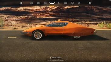 "Car Mechanic Simulator 2021 ""Pusilanime Curvaceous 1974"""