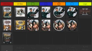 "Empire Earth 2: The Art Of Supremacy ""Иконки (ArtGamer)"""