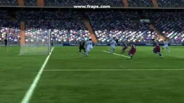"FIFA 11 ""Gol Benzema"""