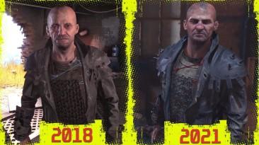 Новые кадры Dying Light 2 сравнили с демонстрацией 2018 года