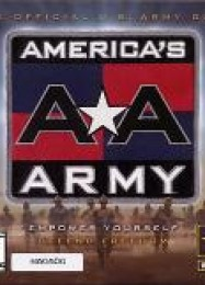 Обложка игры America's Army