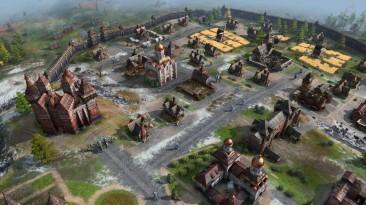 Авторы Age of Empires 4 подробно рассказали о фракции Русь