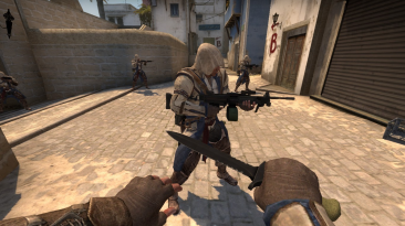 """Counter-Strike: Global Offensive """"Connor Kenway"""""""