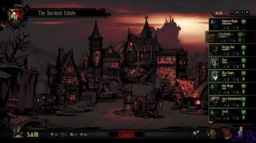 Darkest Dungenon - обзор