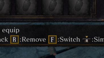 "Dark Souls 3 ""Keyboard Icons / Иконки клавиатуры"""