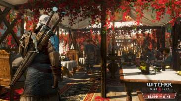 """Дополнение """"Кровь и вино"""" к The Witcher 3 выйдет до E3 2016"""
