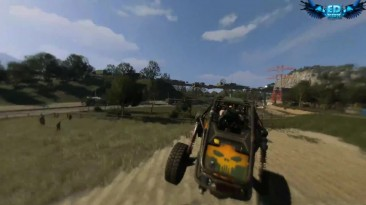 """Dying Light: The Following - The BEST Buggy Mod - Ultra Настройки GTX 980"""""""