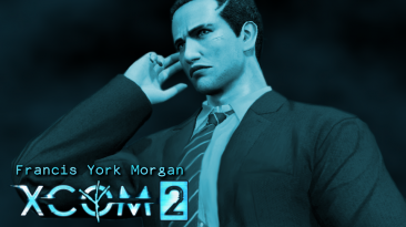 "XCOM 2 ""[WOTC] Francis York Morgan Voice Pack"""
