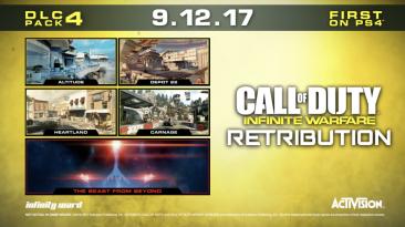 Retribution - финальное дополнение для Call of Duty: Infinite Warfare