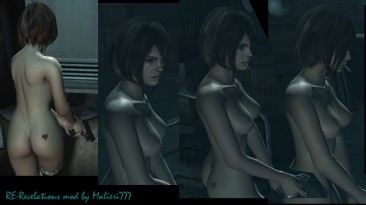 "Resident Evil: Revelations ""Обнаженная Джилл Валентайн"""