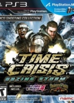 Time Crisis: Razing Storm