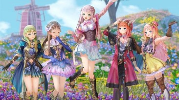 В Японии состоялся выход Atelier Lulua: The Scion of Arland