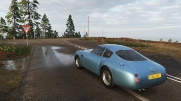 Forza Horizon 4 реставрация ретро Aston Martin, ну и куда без тест драйва