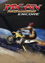 Обложка игры MX vs. ATV Supercross Encore