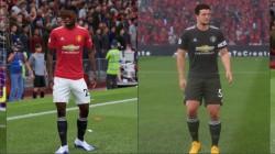 "FIFA 20 ""Форма Манчестер Юнайтед на сезон 20-21"""