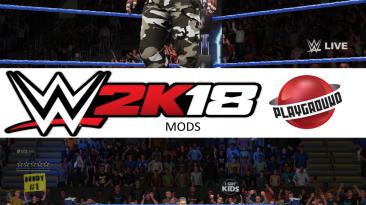 """WWE 2K18 """"D-Von Dudley MOD"""""""