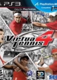 Обложка игры Virtua Tennis 4