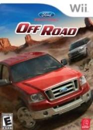 Обложка игры Ford Racing Off Road