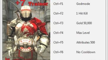 Dragon Age 2: Трейнер (+7) [1.03] {Apocalypticx}