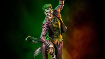Анонсирована фигурка Джокера