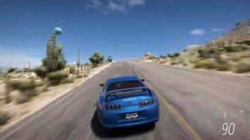 Новый геймплей Forza Horizon 5 с трансляции разработчиков, где демонстрировали новый звук машин