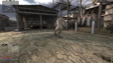 "S.T.A.L.K.E.R.: Shadow of Chernobyl ""Тварь с болот"""