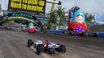 Ubisoft приглашает на испытания Trackmania Turbo