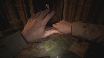 "Resident Evil: Village ""Восстановленная рука"""