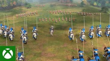 Столетняя война в новом трейлере Age of Empires IV