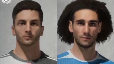 """FIFA 20 """"Bentancur and Cucurella face"""""""