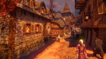 Dreamfall Chapters - полноценное продолжение The Longest Journey - ушла на Kickstarter