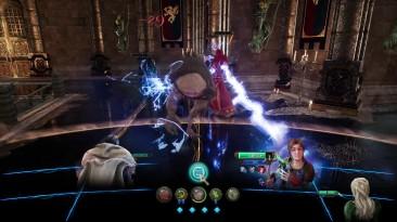 Трейлер и новый геймплей The Bard's Tale IV: Barrows Deep