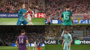 """PES 2019 """"Sider module Competition Kit Server v.6 AIO"""""""
