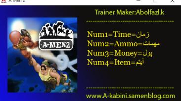 A-men 2: Трейнер/Trainer (+4) [1.0] {Abolfazl-k}