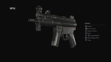 """Resident Evil: Village """"MP5K"""""""