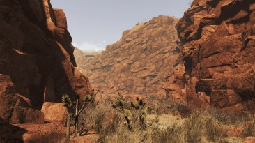 Каньон Ред-Рок на новых скриншотах модификации Fallout 4: New Vegas