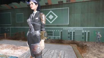 "Fallout 4 ""Больше слотов для брони / More Armor Slots"""