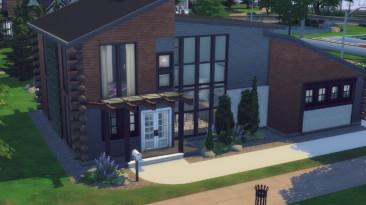 """The Sims 4 """"Дом arturia"""""""