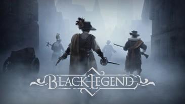 """Обзорный трейлер пошаговой стратегии """"Black Legend"""" с комментариями разработчиков"""