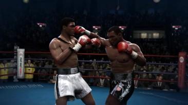 Fight Night Round 4 - Геймплей на ПК