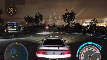 """Need for Speed: Underground 2 """"Ночное и утреннее небо"""""""