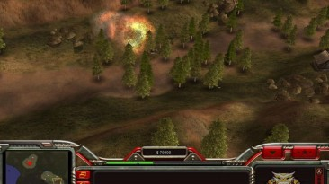"Command & Conquer Generals: Zero Hour ""Карта - Northern Atlantic"""
