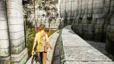 Новые геймплейные видео фан-проекта The Elder Scrolls IV: Oblivion на движке Unreal Engine 5