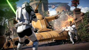 Игроки испытывают проблемы с подключением к серверам Star Wars Battlefront 2