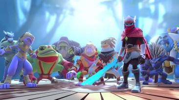 Файтинг Brawlout выйдет на PS4 этим летом
